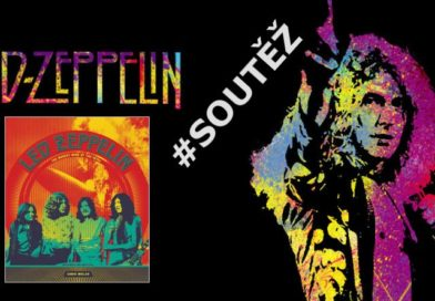 Led Zeppelin - soutěž o knihy
