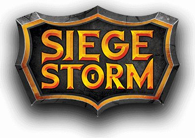 SiegeStorm - logo hry