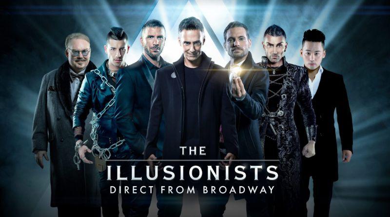 The Illusionists - soutěž o vstupenky