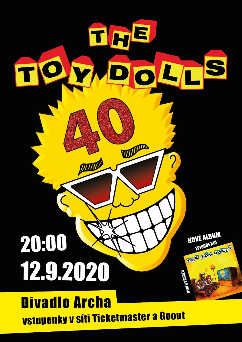 ToyDolls plakát