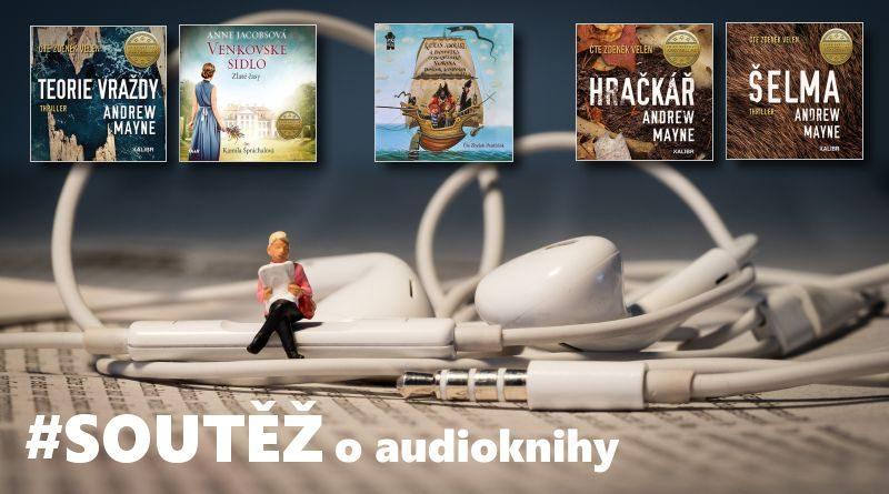 Audioknihy soutěž