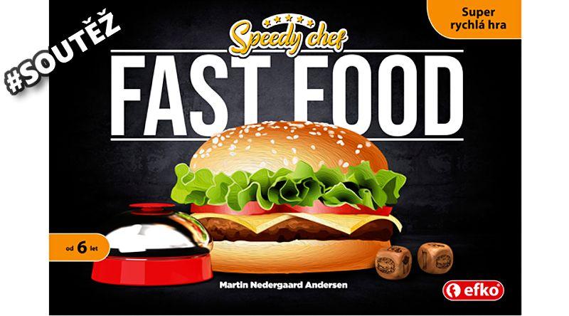 Fast food soutěž