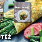 SOUTĚŽ o tři kuchařky z nakladatelství CPRESS