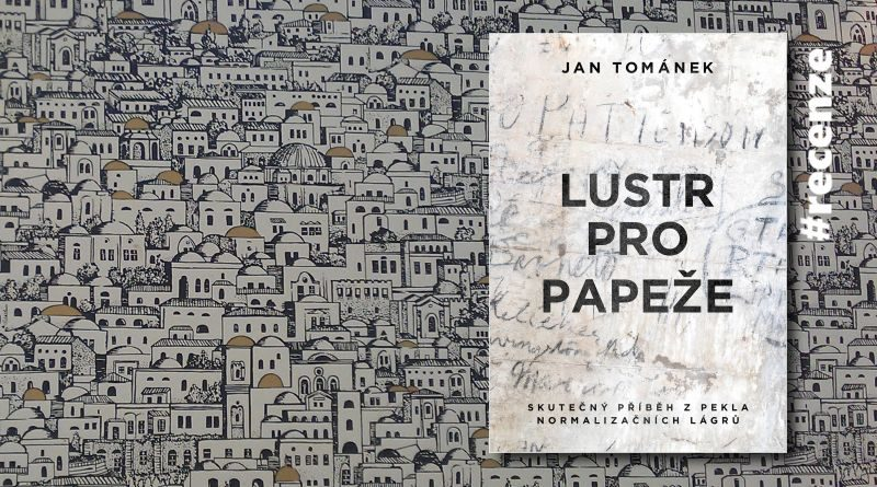 Lustr pro papeže - recenze knihy