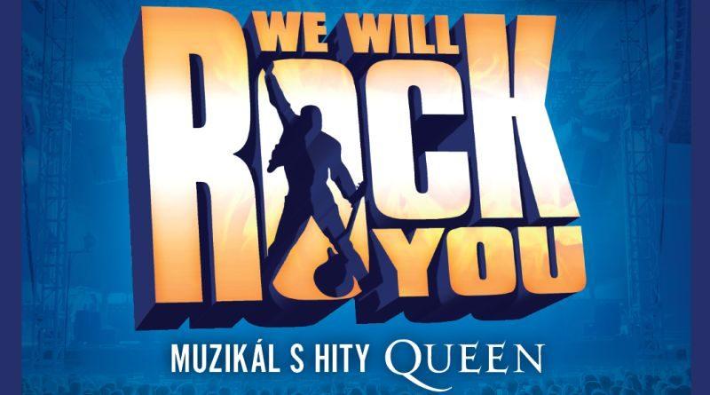 Muzikál We will rock you