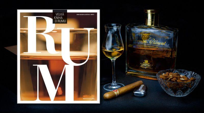 Velká kniha o rumu - soutěž o knihu