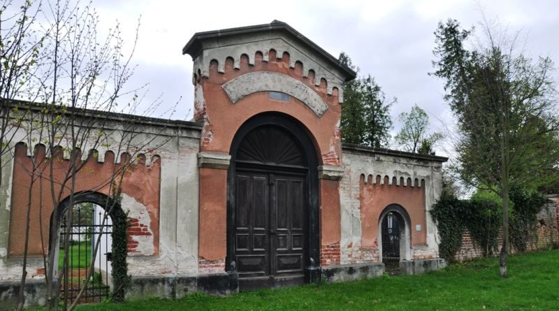 Židovský hřbitov Chrudim