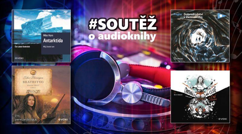 Audioknihy AlbatrosMedia soutěž