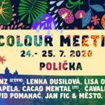 Festival Colour Meeting 2020 ohlašuje první jména