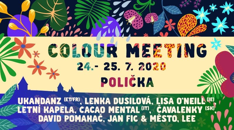 Colour Meeting Polička 2020