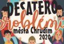 Desatero problémů města Chrudim v roce 2020