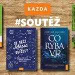 SOUTĚŽ o čtyři knižní novinky z Nakladatelství KAZDA