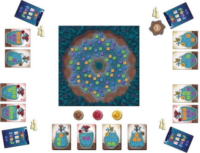 Noctiluca - rozehraná hra