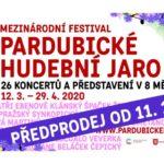Pardubické hudební jaro zahájí Komorní filharmonie Pardubice