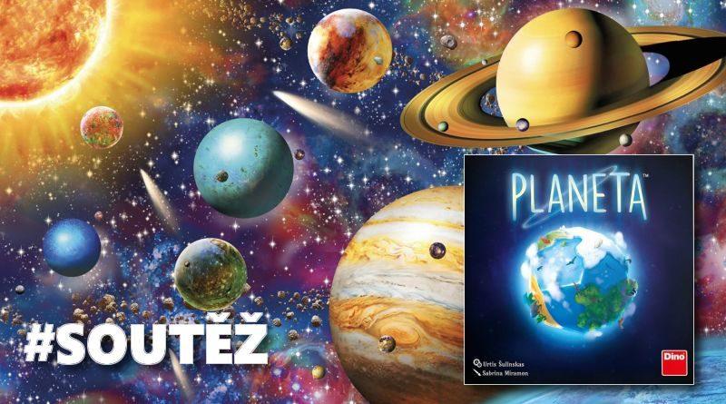 Planeta soutěž
