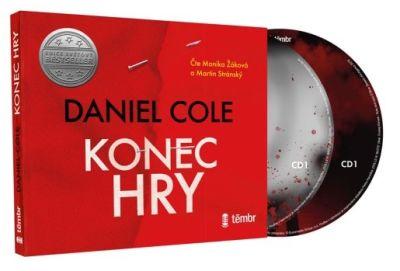 Daniel Cole - Konec hry