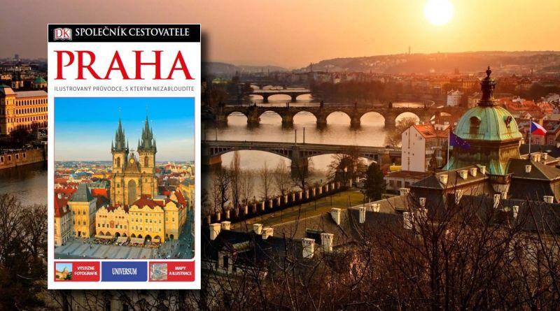 Praha - Společník cestovatele - soutěž o knihu