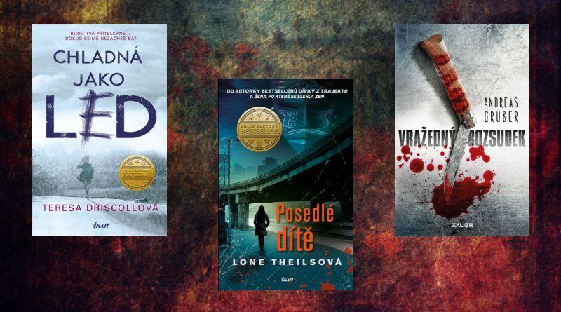 Soutěž o tři knihy