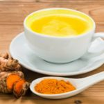 Zlaté mléko – zdravý nápoj z kurkumy