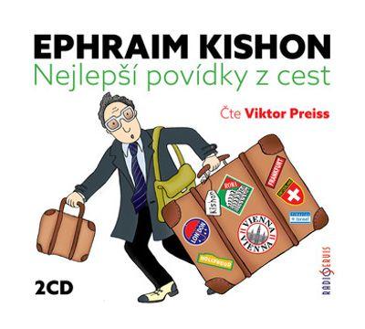 Ephraim Kishon: Nejlepší povídky z cest