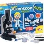 SOUTĚŽ o dětský mikroskop