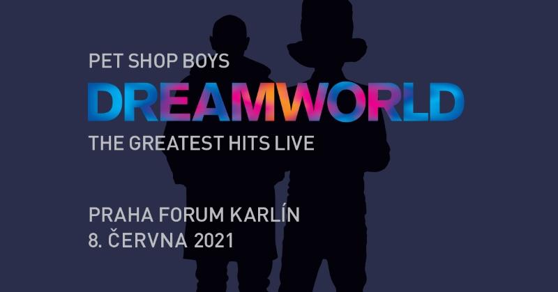 Pet Shop Boys event cover 2021
