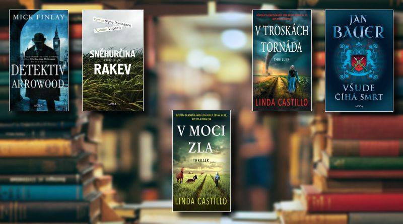 Soutěž o knihy z nakladatelství MOBA