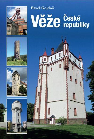 Věže České republiky - obálka knihy