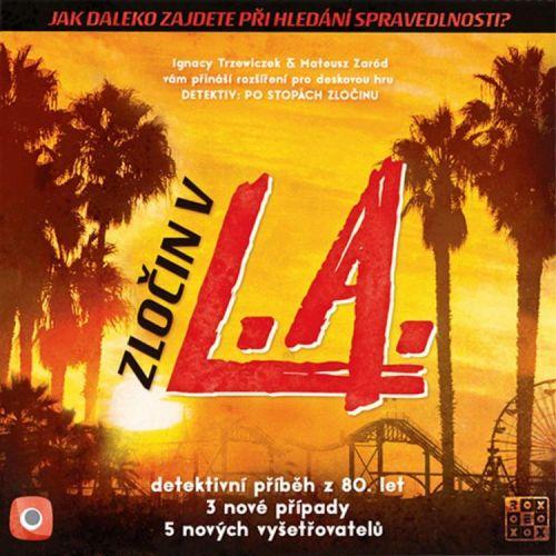 Detektiv: Zločin v L.A. popiska