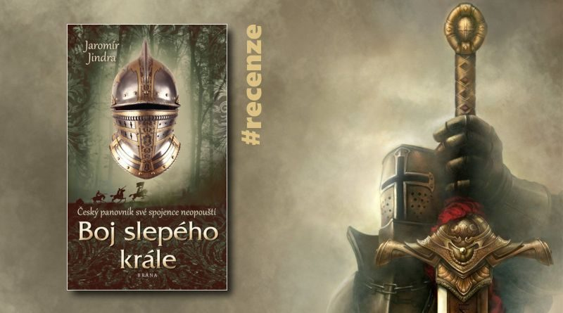 Boj slepého krále - recenze knihy