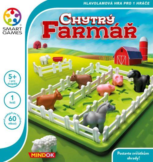 Chytrý farmář - soutěž o hru