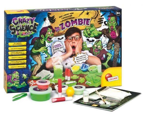 Laboratoř Dr. Zombie