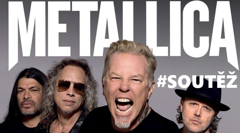 Metallica - soutěž o časopis