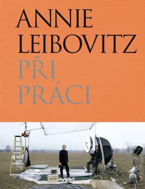 Annie Leibovitz - Při práci