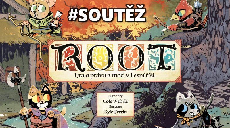 Root - soutěž o hru