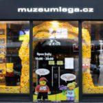 Muzeum Lega v pěti městech České republiky