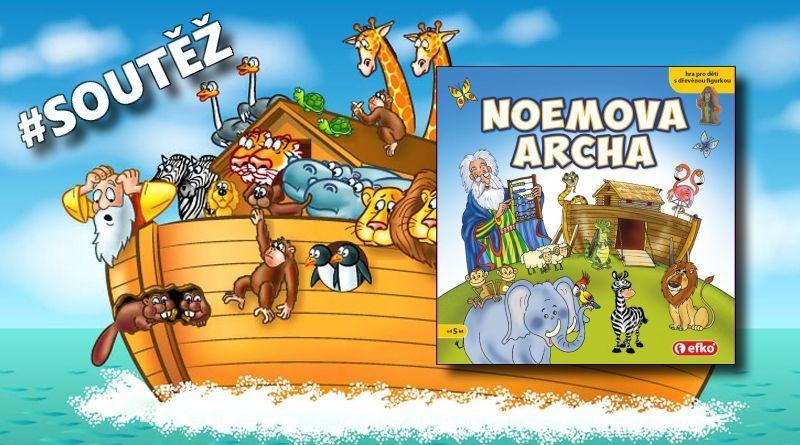 Noemova archa - desková hra - soutěž o hru