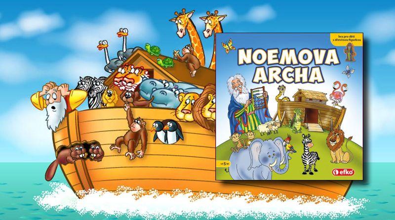 Noemova archa - desková hra - soutěž