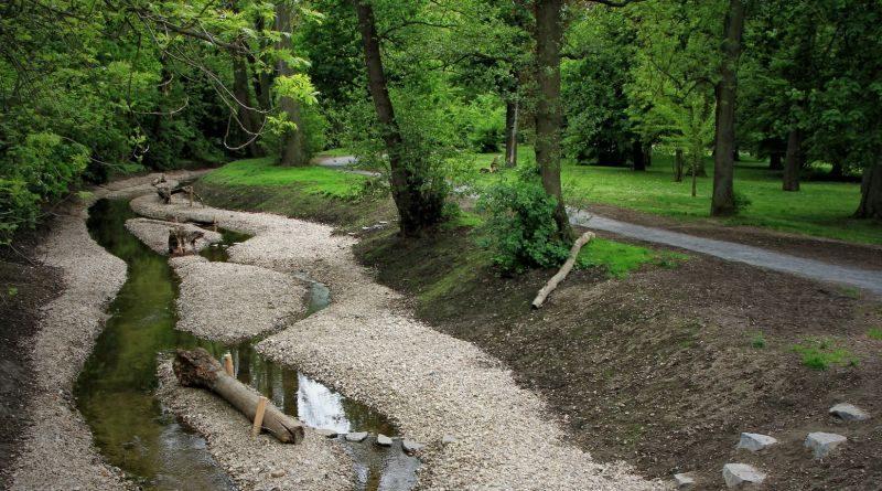 Park Střelnice
