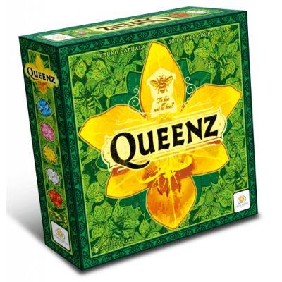 Queenz - desková hra