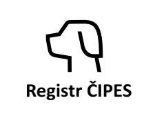 Registr ČIPES