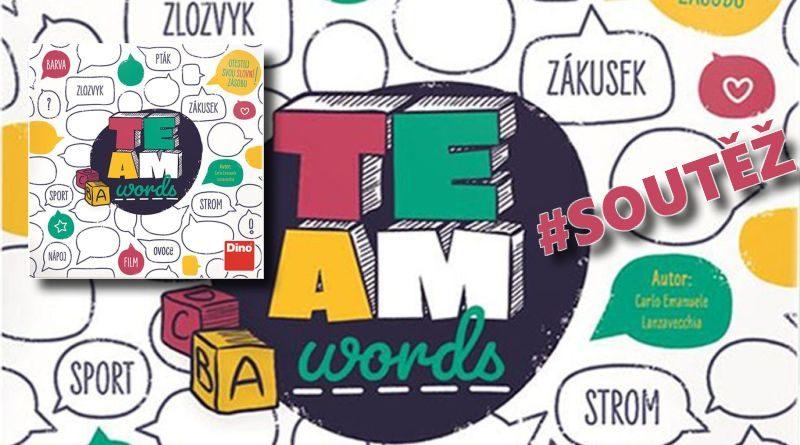 Team Words - hra se slovy