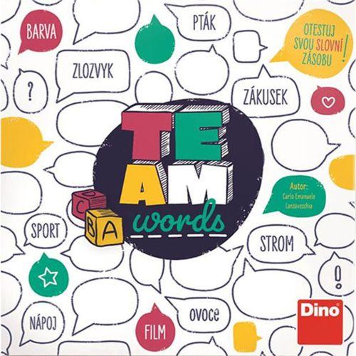 Team words - party hra se slovy