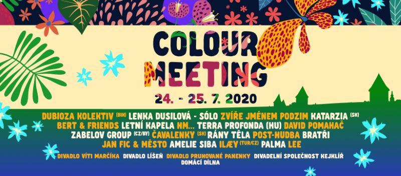 Colour Meeting grafika