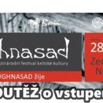 SOUTĚŽ o vstupenky na svátek keltů LUGHNASAD do Nasavrk