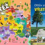 SOUTĚŽ o Ottův atlas výletní trasy Česká republika