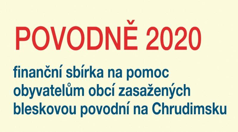 Povodne 2020 title