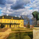 Dendrologické vycházky do zámecké zahrady ve Slatiňanech