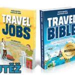SOUTĚŽ o knihy TRAVEL BIBLE a TRAVEL JOBS