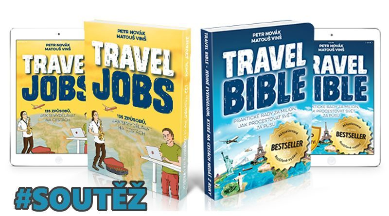 Travel Bible - Travel Jobs - soutěž